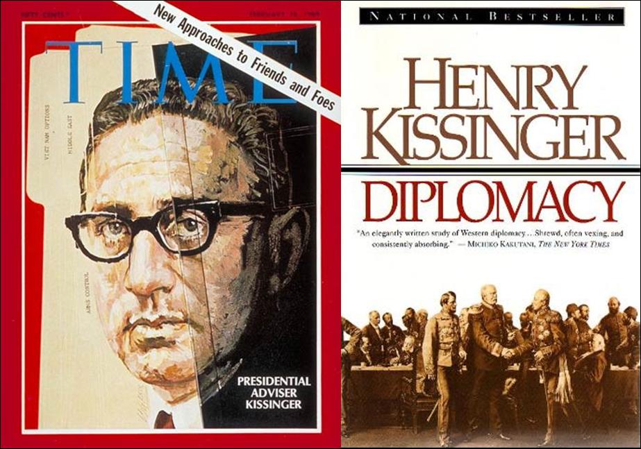 Des pétrodollars aux petrowars : les dessous de la politique étrangère US Kissinger