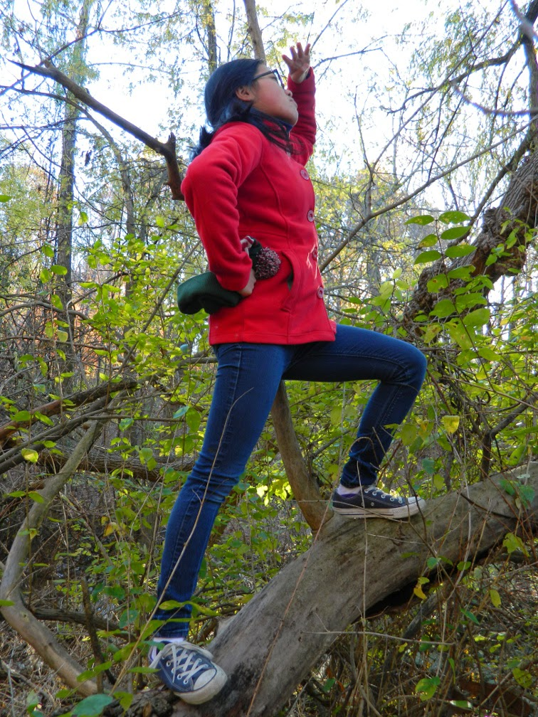 Ms Jung at Taylor Creek Park by garden muses-not another Toronto gardening blog