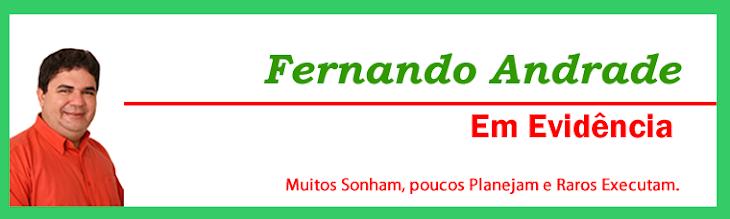 Fernando Andrade em Evidência