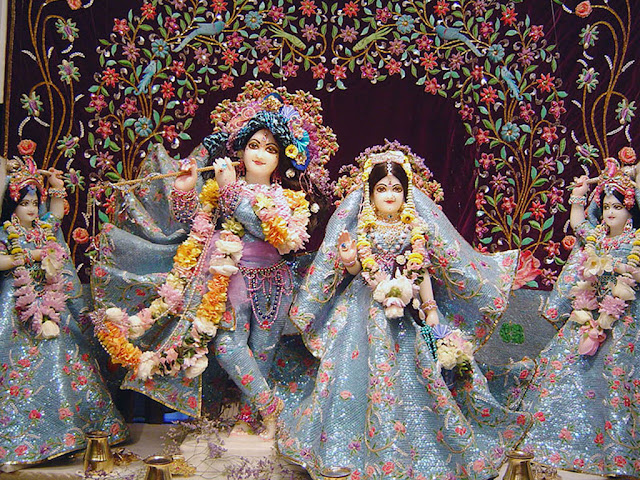 Radha Krishna Banke Bihari HD Wallpapers Free