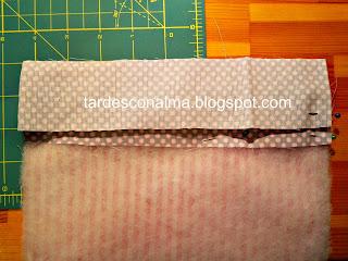 DIY, tutorial, paso a paso, moldes, patron, costura, patchwork, neceser, fácil, barato