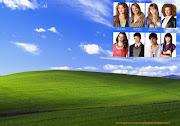 Wallpapers dos Morangos com Açucar Painel de Jovens atores em fundo de tela .