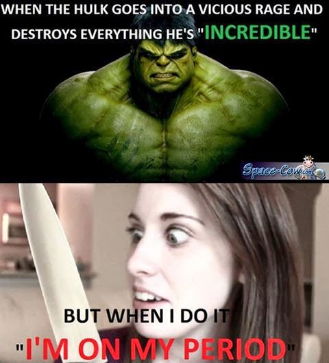 funny messages Hulk picture