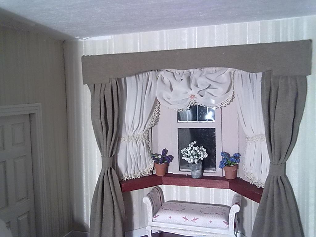 Marja\'s Wondere Wereld van Miniatuur: Gordijnen Beacon Hill/Curtains ...