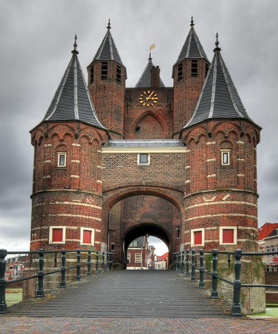 Bert breed hup maria for Amsterdam poort