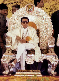 Balasheb Keshav Thackeray - 23 Jan 1926 - 17  November 2012