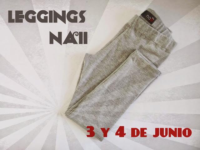 CC Leggings infantil Naii