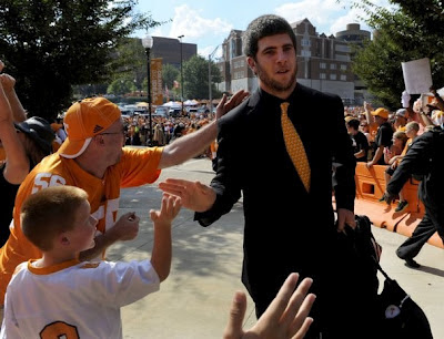 Is Tyler Bray the 2013 NFL Draft's real Mr. Irrelevant?