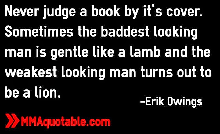 never judge a book by its Discover and share dont judge a book by its cover similar quotes explore our collection of motivational and famous quotes by authors you know and love.