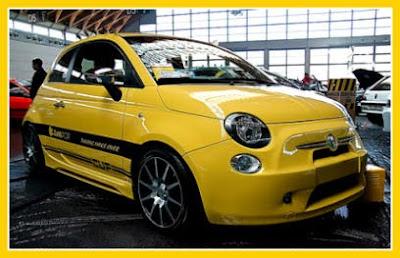 Fiat 500 tuning motor