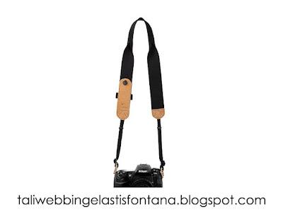 tali webbing kamera pocket