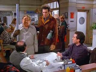 """ESPECIAL NAVIDAD. DIA 12: """"Seinfeld: The strike"""" de Andy Ackerman."""