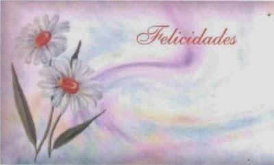 Felicidades con Flores, parte 2