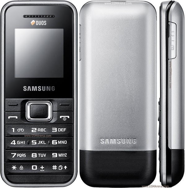 Samsung E1182 DUOS Update Flash Files