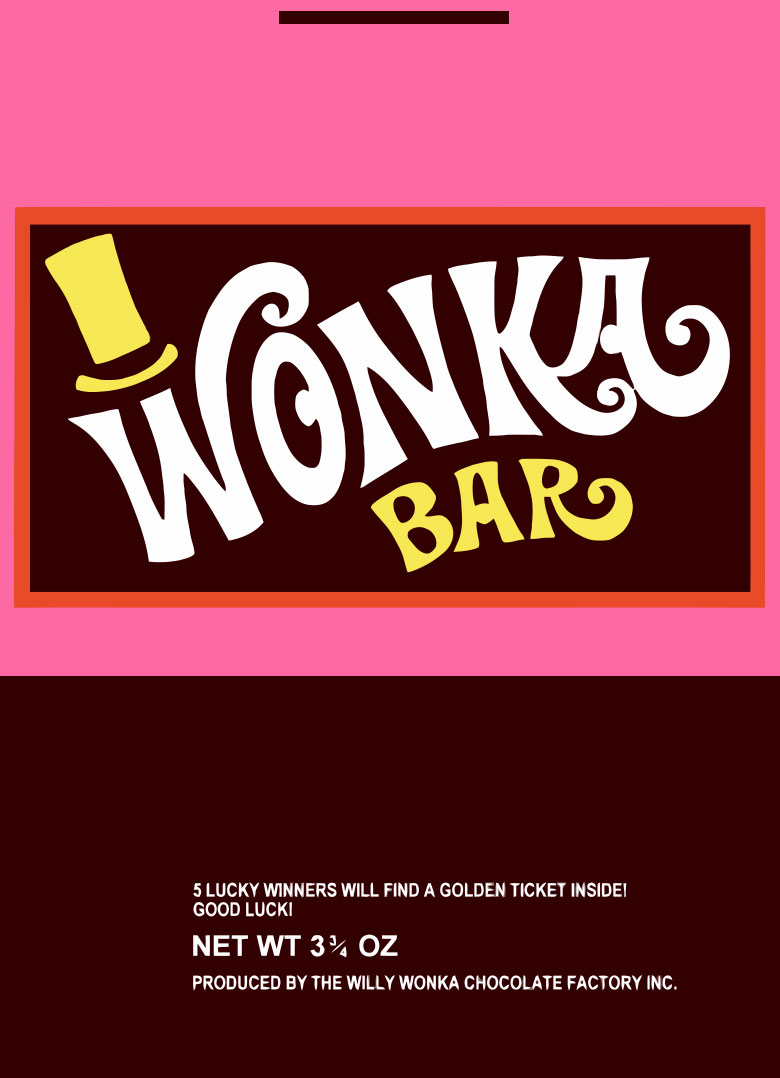 1000 images about wonka bar on pinterest golden ticket willy wonka and bar wrappers