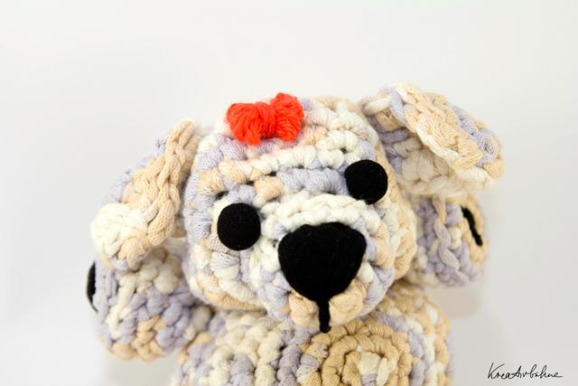 Amigurumi Anleitung Hund : Jetzt mit der pdf anleitung einen hund eine dogge häkeln dein