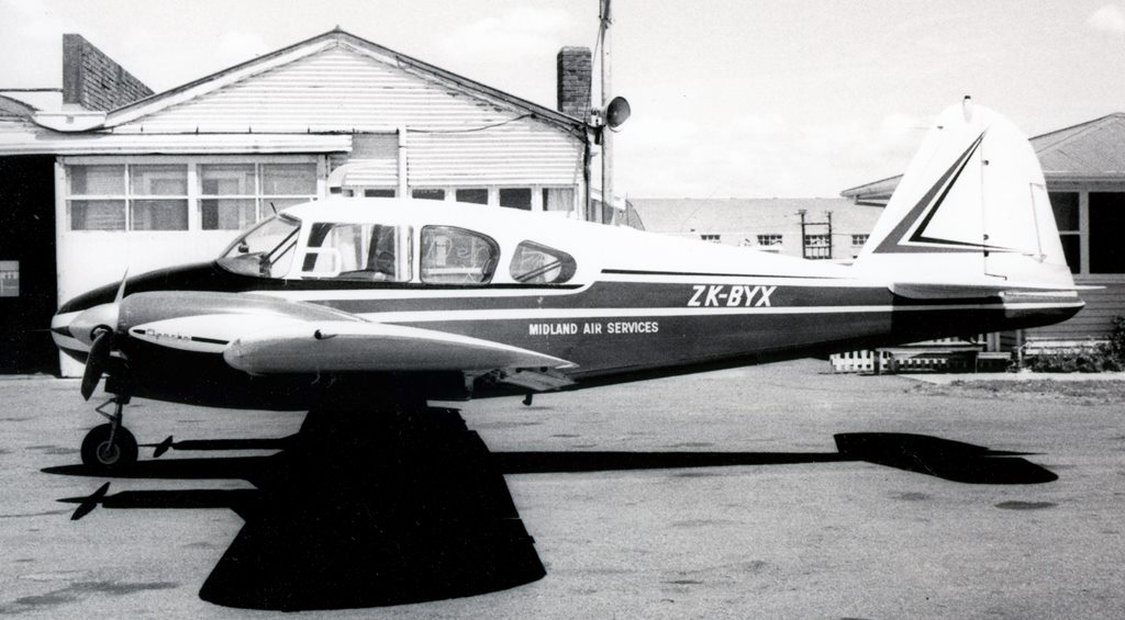 3rd Level New Zealand The Middle Districts Aero Club39s Airline  Midland