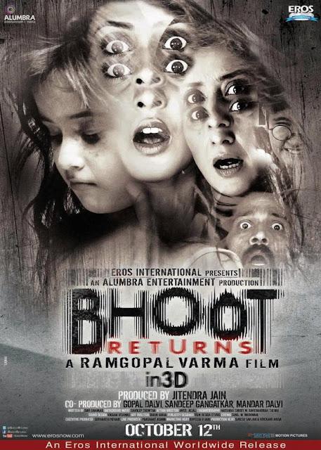 Bhoot Returns Latest Poster