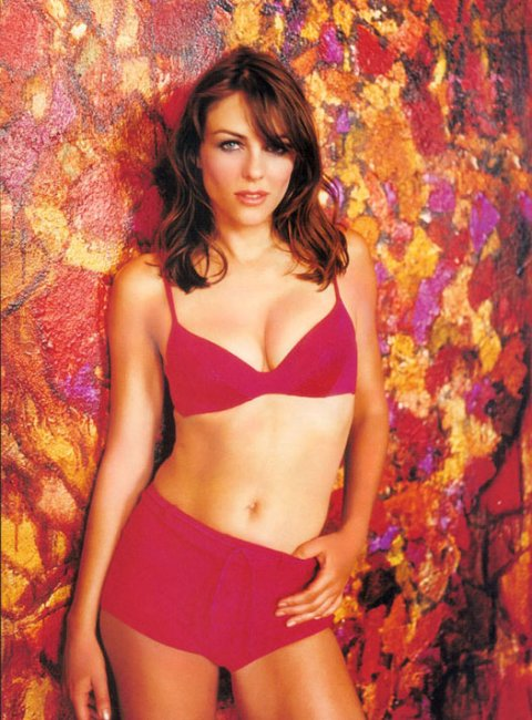 elizabeth hurley wallpaper. Actress Elizabeth Hurley