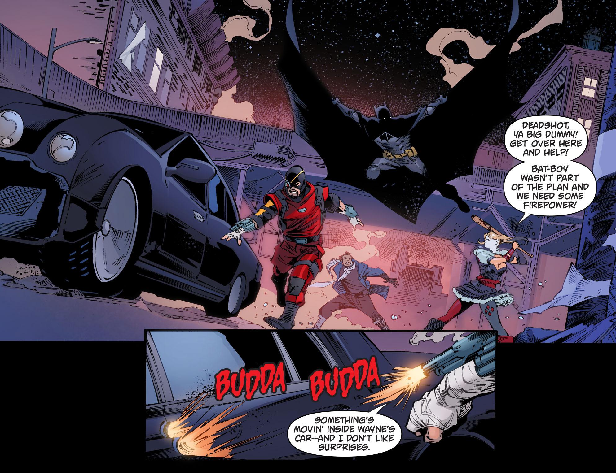 Batman: Arkham Knight [I] Issue #22 #24 - English 3