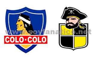 Colo Colo vs Coquimbo Copa Chile 2015