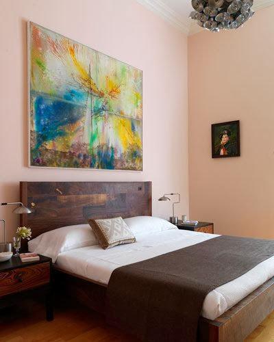 Mens Bedroom Paint Colors Bedroom Plaster Ceiling Design Bedroom Sofas And Chairs Birch Tree Wallpaper Bedroom: Lisa Mende Design: 7 Favorite Soft Pink Paint Colors