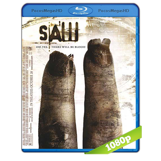 Saw II (2005) V. ExTendida BrRip 1080p Audio Ingles 5.1 + Subtitulos