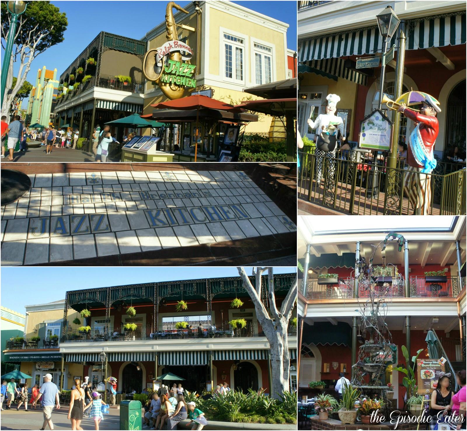 Ralph Brennanu0027s Jazz Kitchen (Anaheim, CA) On The Episodic Eater