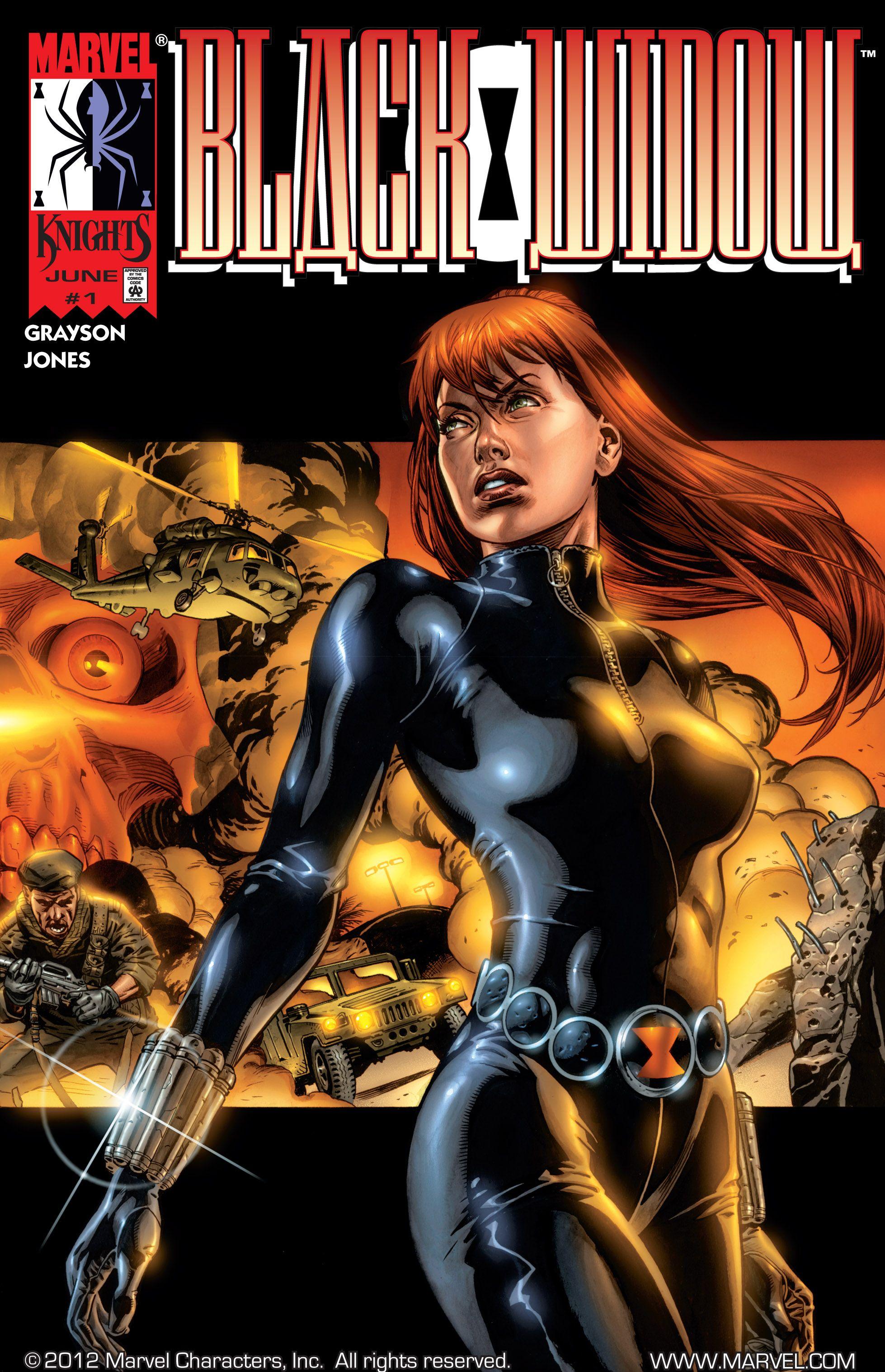 Black Widow (1999) 1 Page 1