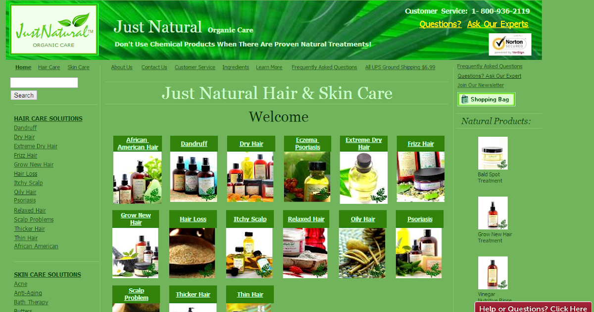 Just Natural Hair Care Bald Spot Treatment Reviews
