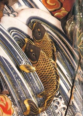 「流浪の画家」の隆くん: 〇「石川雲蝶」の天井彫刻。魚沼市・西福寺開山堂(一) skip to