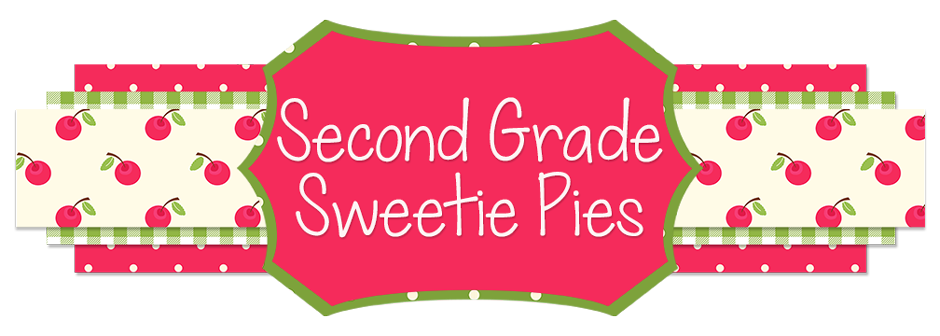Second Grade Sweetie Pies