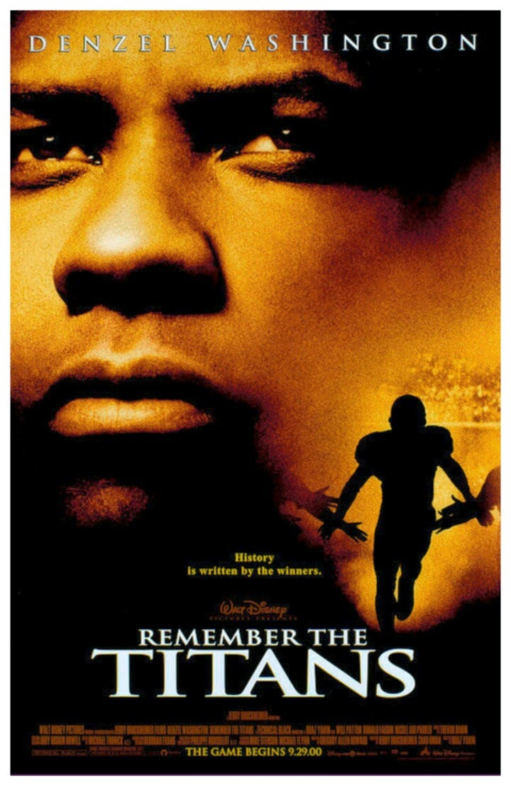 Remember the Titans, Viggle, Viggle Live, Viggle Mom, Denzel Washington