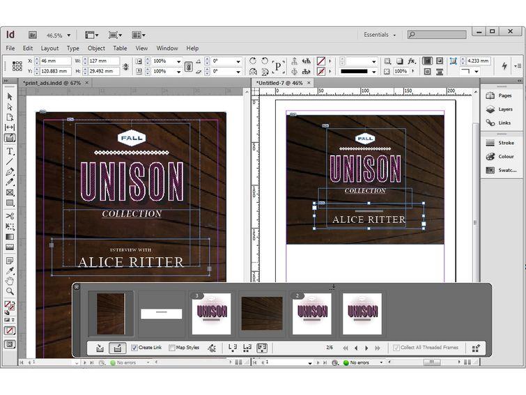 Adobe InDesign CS6 v8.0.1 LS4