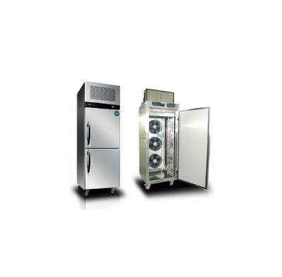 Blast Freezer - Upright Refrigerator
