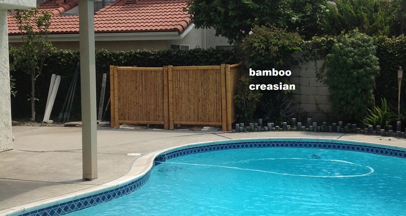 Rolled bamboo fences bamboo fencing big bamboo poles bamboo rolled bamboo fences bamboo fencing big bamboo poles bamboo wall covering bamboo matting baanklon Gallery