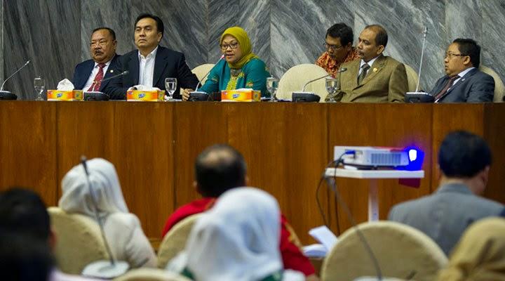 DPR Tandingan Gelar Rapat Pengganti Bamus