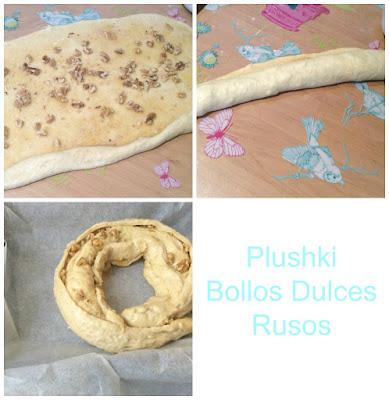 Montaje del plushki ruso