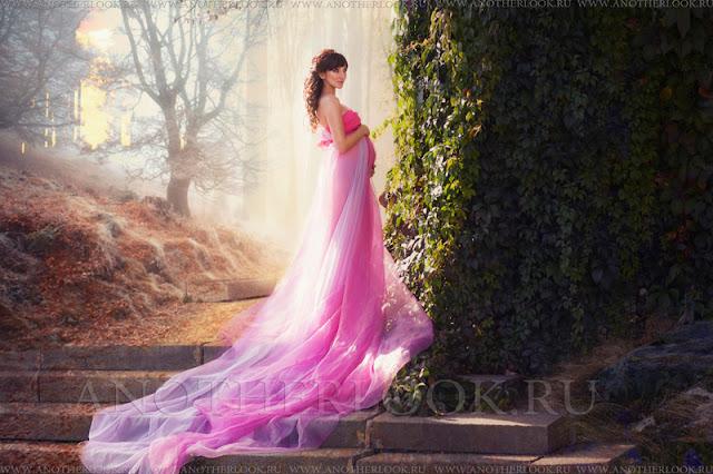 платье на прокат для беременных