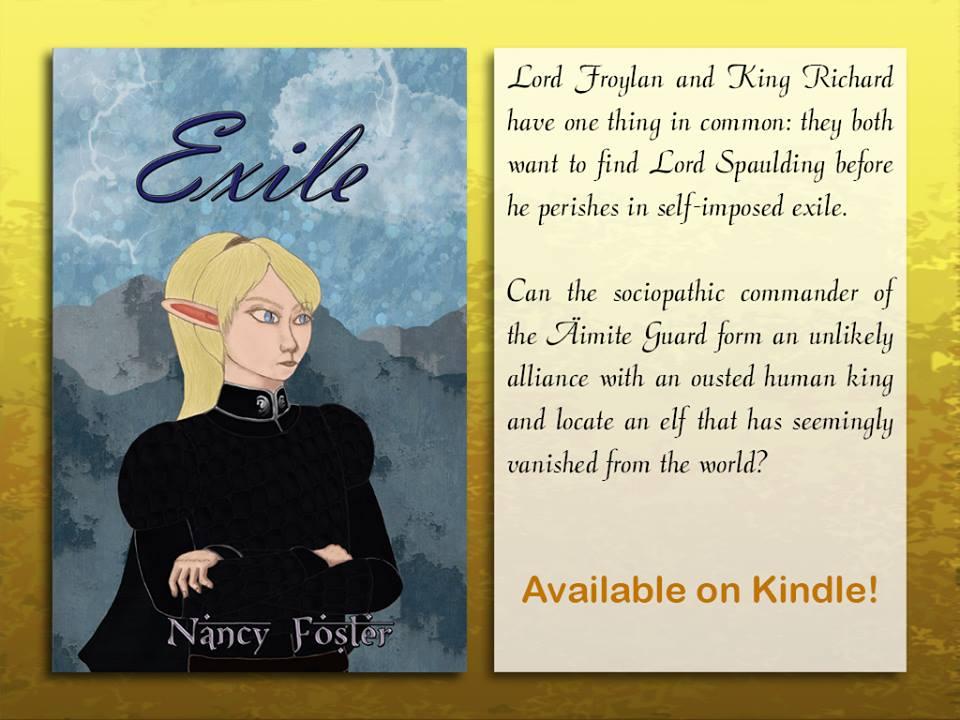 Exile book 3