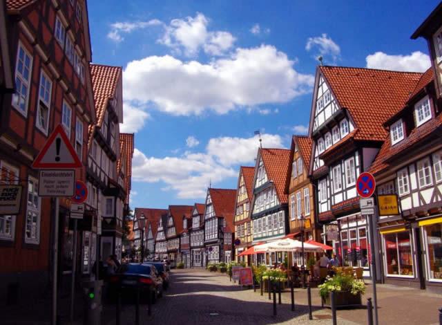 Luneburg (Lüneburg) - Baixa Saxônia, Alemanha | Destinos para Viajantes | Os lugares mais