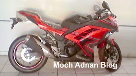 Harga Dan Spesifikasi Kawasaki Ninja 250 ABS New