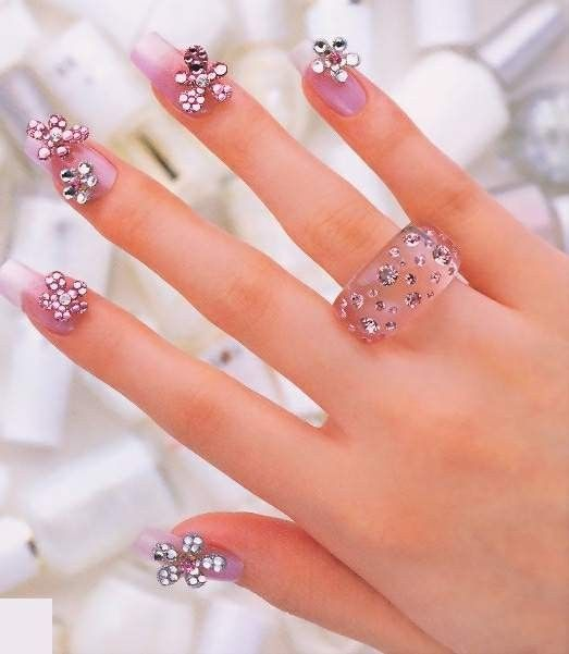 Trends Nail Design For Girls Bonumdictum