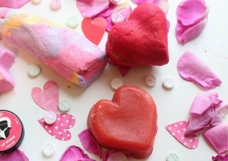 Lush Valentine's Day Collection 2015