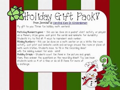 http://www.teacherspayteachers.com/Product/Holiday-Gift-Pack-Freebie-439213