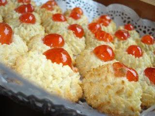 حلويات العيد : طريقة تحضير بتي فور باللوز تيذوب في الفم بالصور