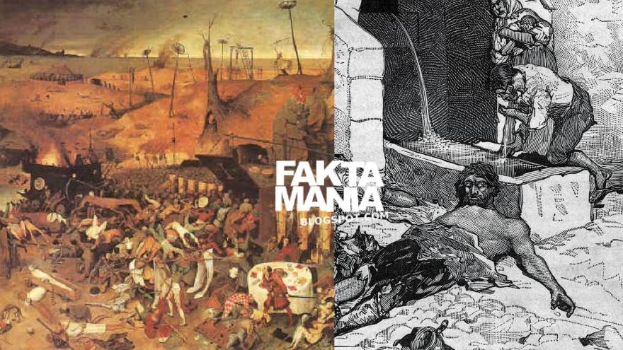 Epidemi Black Death Tahun 1340 Sampai 1771