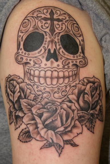 Sugar Skull Tattoos Designs And Meaning