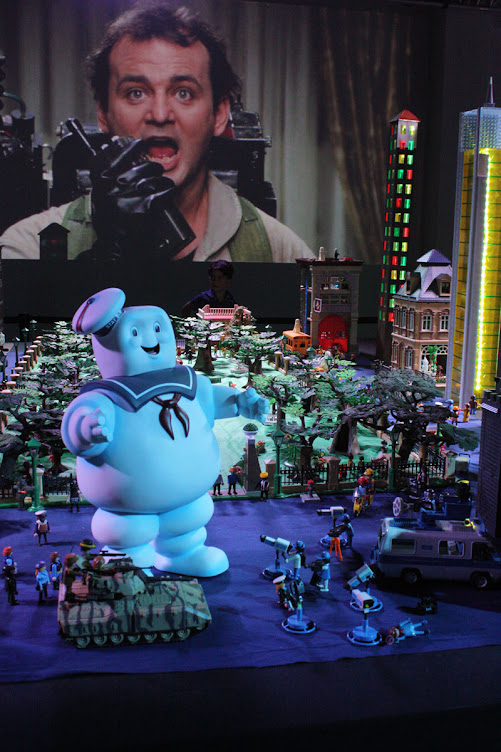 Ghostbusters super set, Mini World Lyon