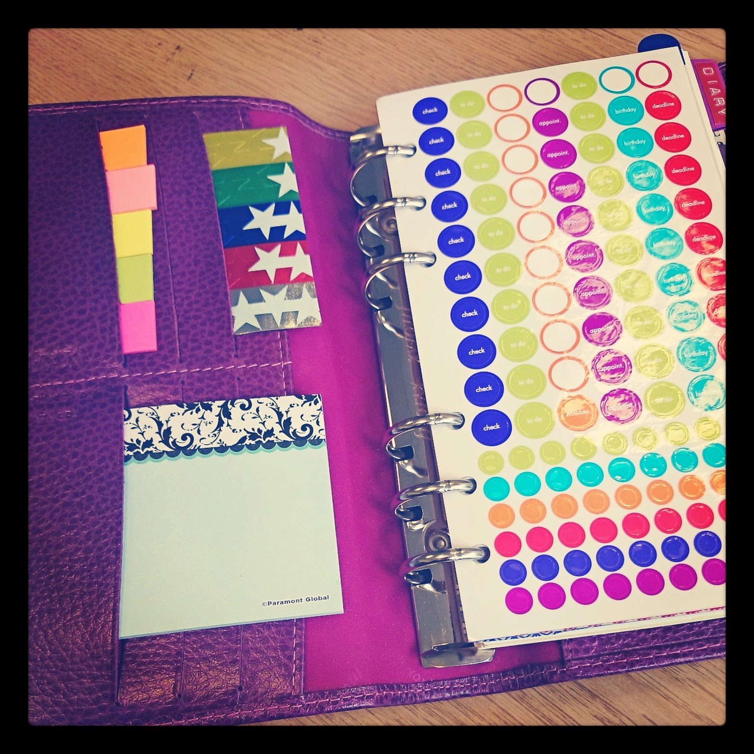 filofax personal finsbury week 35 decoration washi tape stickers studio l2e stamp sets list it plan it blog post planning planner